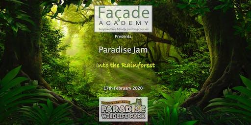 Paradise Jam 2020: Into the Rainforest