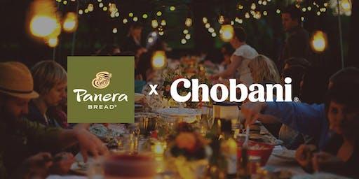 Panera x Chobani Friendsgiving