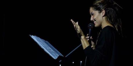 Arianna Porcelli Safonov Verona_22Nov20:30 biglietti