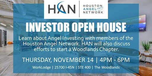 Houston Angel Network Investor Happy Hour
