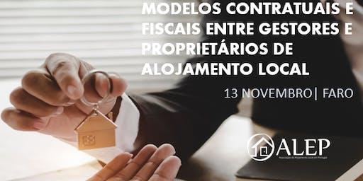 MODELOS CONTRATUAIS E FISCAIS ENTRE GESTORES E PROPRIETÁRIOS DE AL