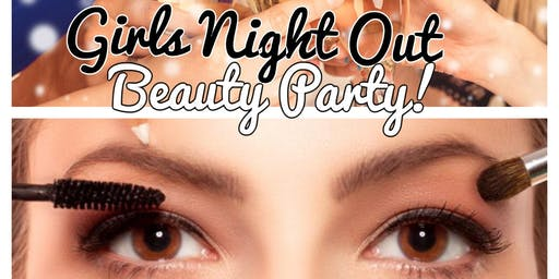 Girls Night Out Beauty Party @ Flirty Girl Lash Studio!