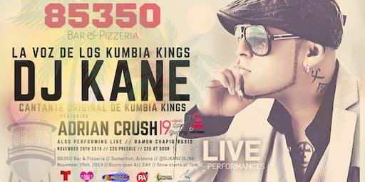 Kumbia Kings Original Voice DJ Kane Live!