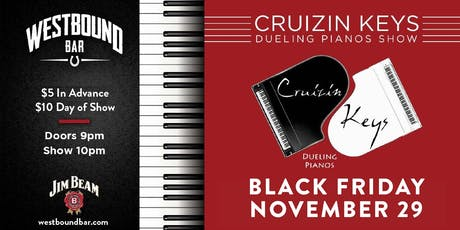 Cruizin Keys Dueling Pianos tickets