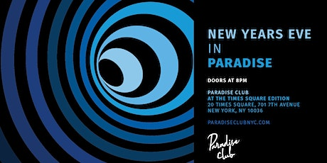 New Year's Eve in Paradise tickets