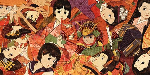 Anime! at the Revue: Satoshi Kon's MILLENNIUM ACTRESS (2001)