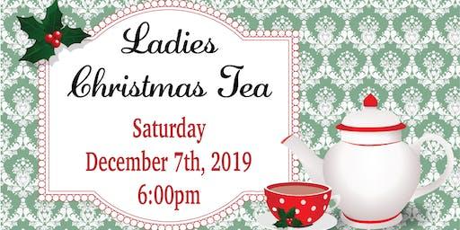 Ladies Christmas Tea