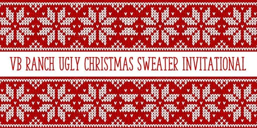 Ugly Christmas Sweater Invitational Roping