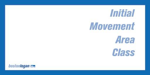 Class 2/3 Initial Movement Area Orientation Class | Tuesdays