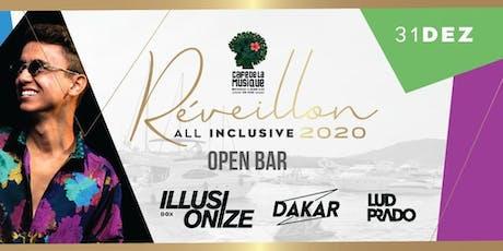 Réveillon 2020 - Café de La Musique São Pedro ingressos