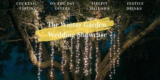 The Winter Garden Wedding Showcase