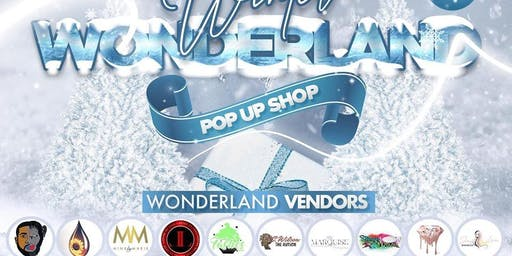 Winter Wonderland Pop Up Shop