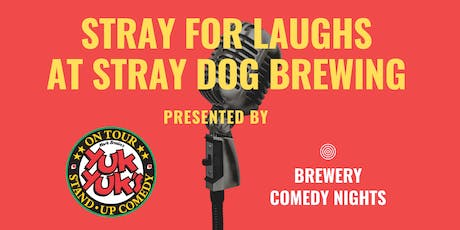 Yuk Yuk's Presents GRAHAM KAY (JFL, Steven Colbert) @ Stray Dog Brewing tickets