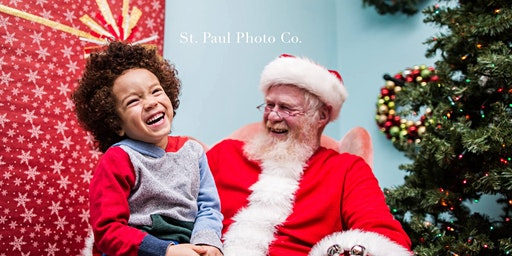 Santa and Mrs. Claus at Teeny Bee Boutique- Dec 15th