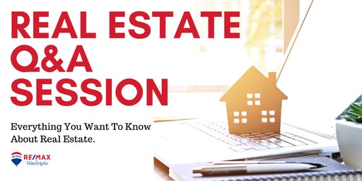 Real Estate Q&A Session
