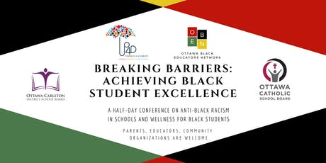 Breaking Barriers: Achieving Black Student Excellence tickets
