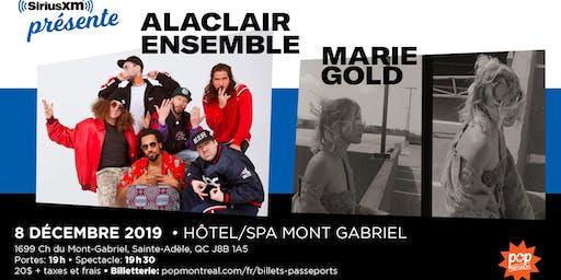 Alaclair Ensemble + Marie Gold