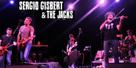 SERGIO GISBERT & The Jacks entradas