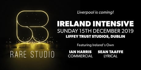 RARE STUDIO IRELAND INTENSIVE tickets