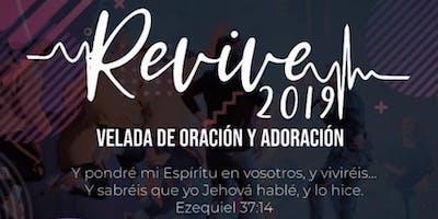 REVIVE | Velada de Oración y Adoración