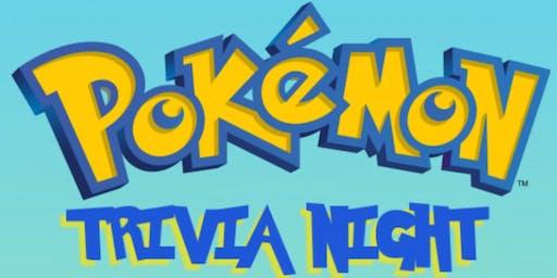 Pokemon Trivia Night at Dave & Buster's Va Beach