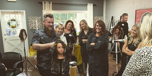 Balayage Baby! Look + Learn with light Hands On Techniques with Jeff Newton