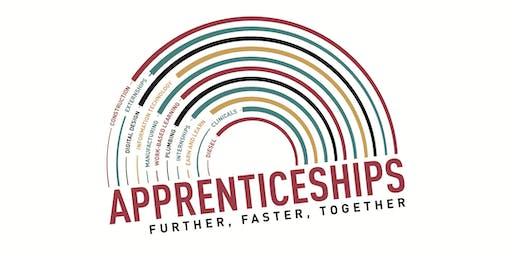 2019 Apprenticeships Breakfast/Panel Discussion