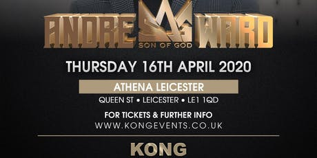 An Evening With Andre Ward - Leicester tickets