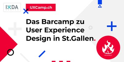 UXCamp St.Gallen 2019 - The unconference on user experience design
