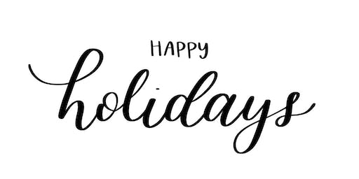 Hand Lettering for the Holidays