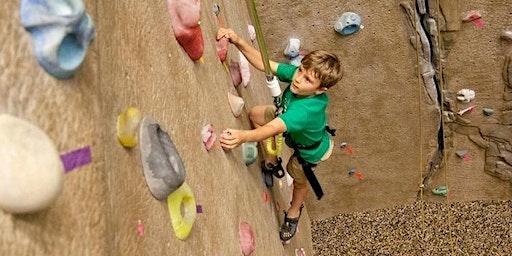 Climbing for C.A.D.E. Autism Climb Fundraiser
