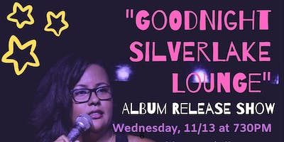 MADISON SHEPARD: Goodnight Silverlake Lounge