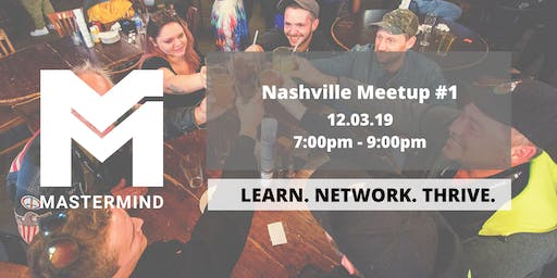 Nashville Home Service Professional Networking Meetup #1