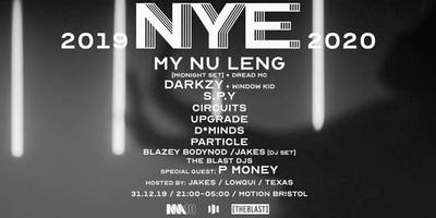 In:Motion NYE 2019 with The Blast