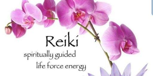 Reiki I Workshop With Nicole Miele