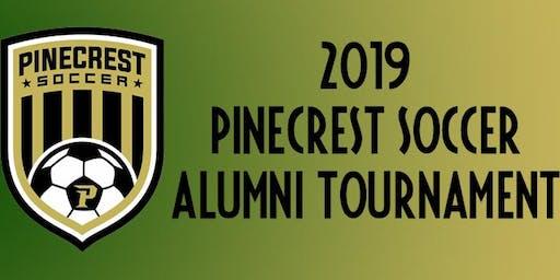2019 Pinecrest Soccer Alumni Tournament