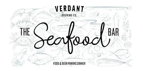Seafood & Beer Pairing Dinner II tickets