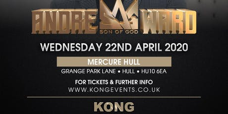 An Evening With Andre Ward - Hull tickets