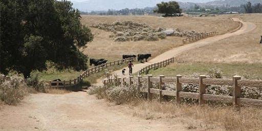 SDRVC & REI 2019 #OptOutside Hike - Ramona Grasslands
