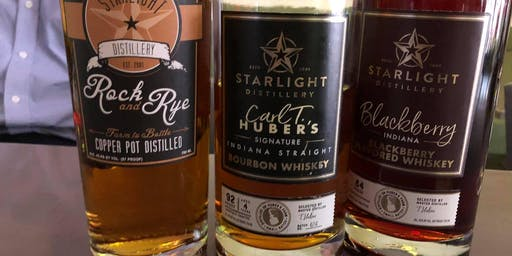 Charitable Bourbon Tasting