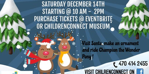ChildrenConnect Annual Christmas Party