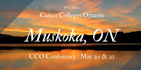CCO Conference tickets