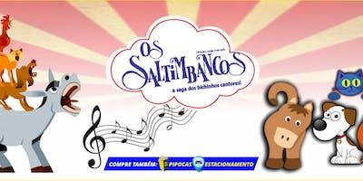 """Desconto: Espetáculo Infantil """"Os Saltimbancos"""" no Teatro BTC"""