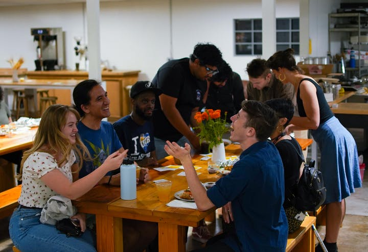 Free Home Restaurant Workshop Potluck Tickets Thu Nov