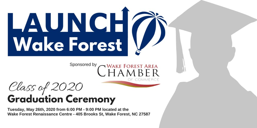 Wake Forest Graduation 2020.Launchwakeforest Class Of 2020 Graduation Tickets Tue May