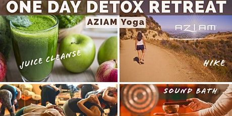 One Day Detox™ Retreat tickets