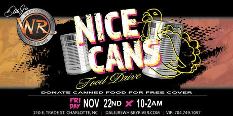 Nice Cans (Canned Food Drive) tickets
