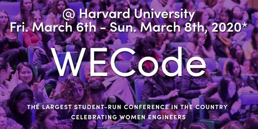 Women Engineers Code (WECode) Conference