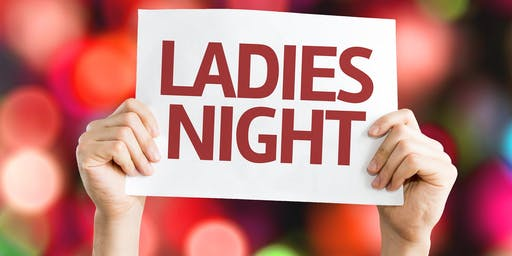 Ladies' Night! Our annual fundraiser for Relay For Life