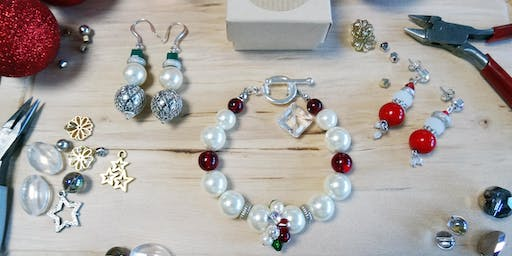 Christmas Themed Jewellery Making Experience